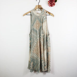 [INTIMATELY FREE PEOPLE] Bohemian Halter Dress